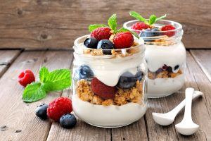 Start your day with a healthy breakfast
