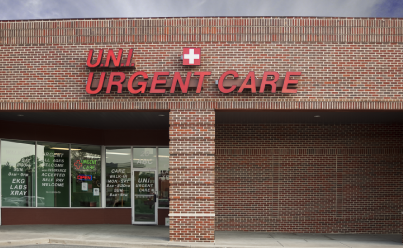 UNI Urgent Care Clarksville Location