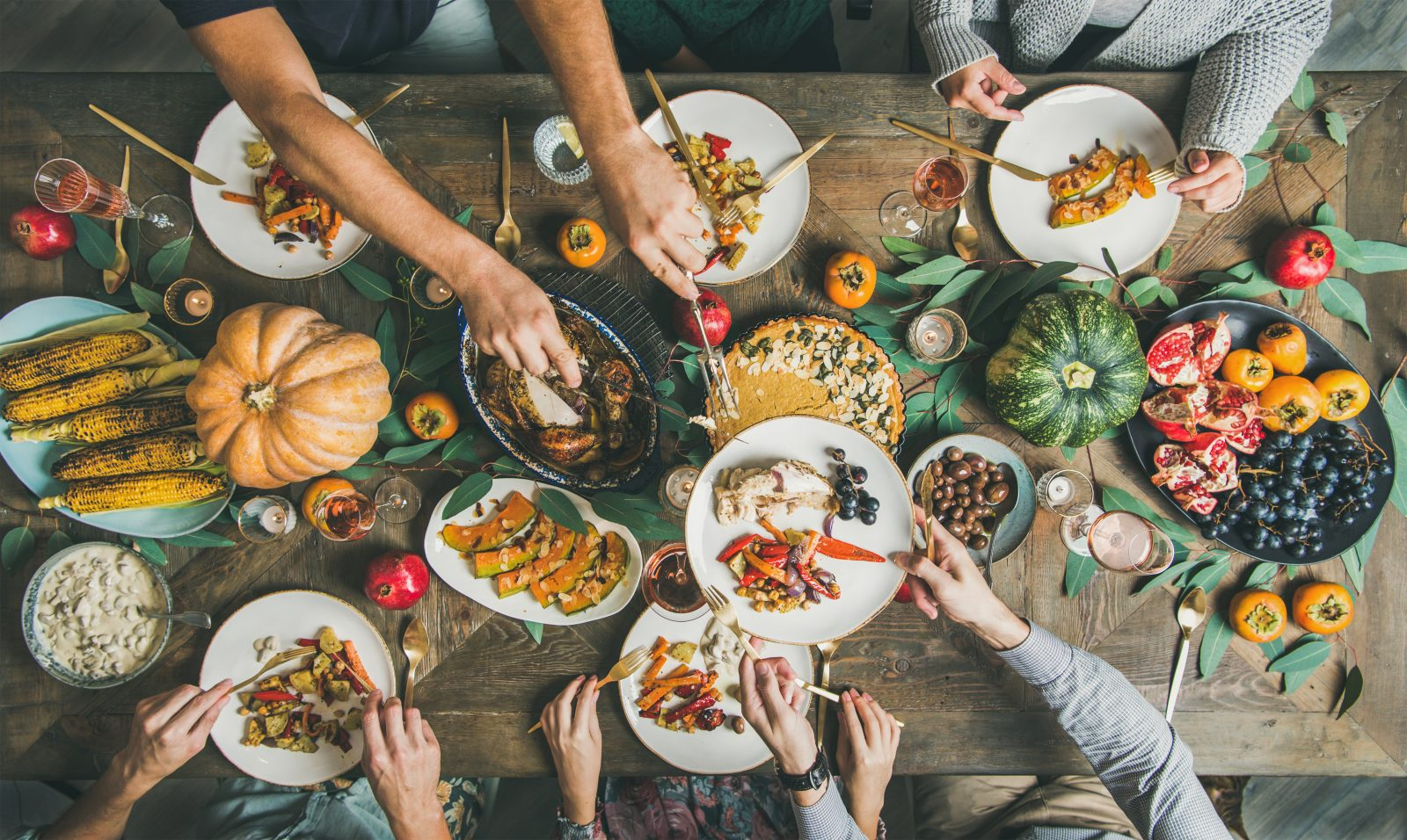 Food Safety Around The Holidays